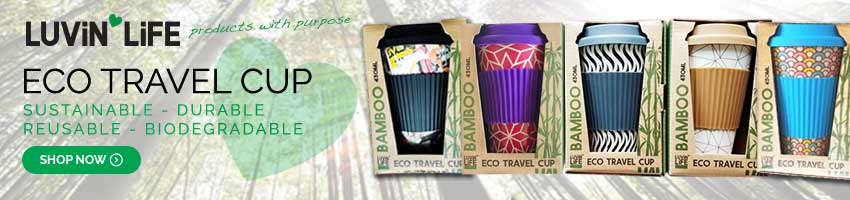 Retail- Eco Cup Category Banner
