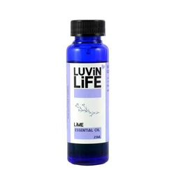 100% Pure Essential Oil - Lime 25ml