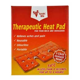 Therapeutic Heat Pad for Neck and Shoulders