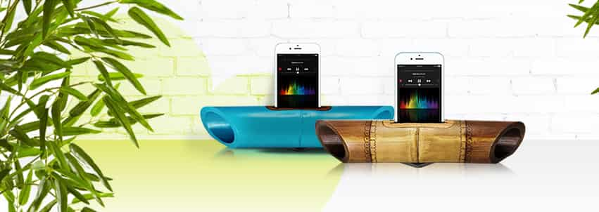 How To Have a Natural Sound System with Bamboofon!