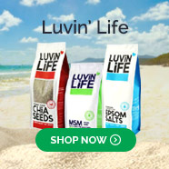 Luvin Life the best value highest quality products for natural health and wellbeing