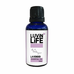 100% Pure Essential Oil - Lavender 30ml