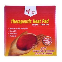 Therapeutic Heat Pad Small Round