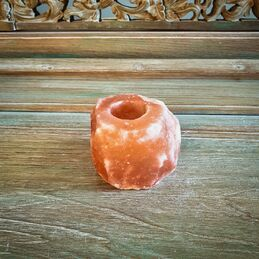Himalayan Salt Natural Tealight